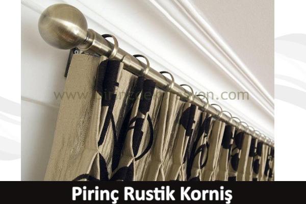 pirinc-rustik-kornis
